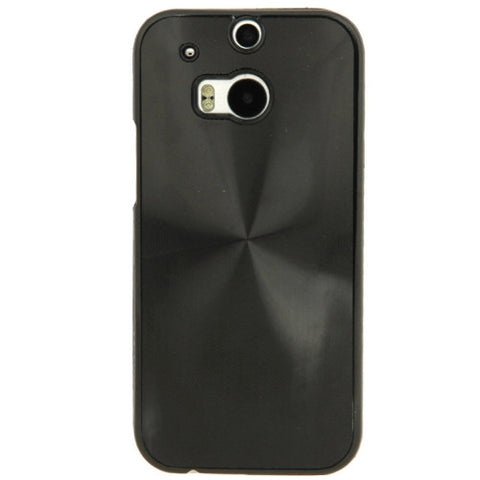 Buy Online  CD Texture Plastic Cover for HTC One M8(Black) HTC Cases - MEGA Discount Online Store Ghana
