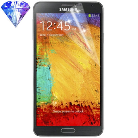 Buy Online  Diamond Film Screen Protector for Samsung Galaxy Note III / N9000 (Taiwan Materials) Screen Protectors - MEGA Discount Online Store Ghana
