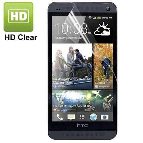 Buy Online  Clear LCD Screen Protector for HTC One M8 (Taiwan Materials) Screen Protectors - MEGA Discount Online Store Ghana