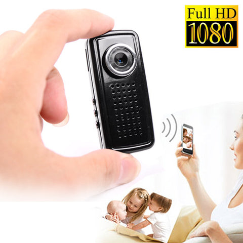 Z2 H.264 1080P WiFi Remote Wireless IP Camera / Mini DV for iPhone / Android(Black) Camera - MEGA Discount Online Store Ghana