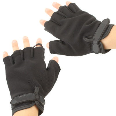 Buy Online  Half-fingered Non-slip Tactical Gloves, Black (Original Version ) Masks & Gloves - MEGA Discount Online Store Ghana