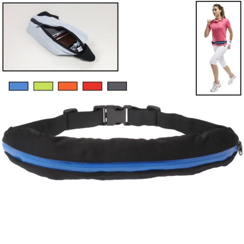 Buy Online  Large Capacity Outdoor Sports Waterproof Elastic Waist Bag Travel Running Fanny Pack (Random Color Delivery) Universal Cases - MEGA Discount Online Store Ghana