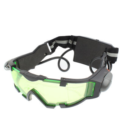 Buy Online  Night Vision Goggles with Flip-out Blue LED Lights Sunglasses - MEGA Discount Online Store Ghana