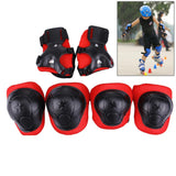 Buy Online  6 in 1 Roller Skate Knee & Elbow & Wrist Pads Protective Gear Sets(Black) Bicycle Accessories - MEGA Discount Online Store Ghana