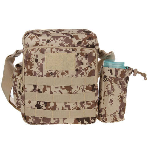 322e26f659 Buy Online Military Waterproof High Density Strong Nylon Fabric Shoulder Bag  with Kettle Bag (Camouflage