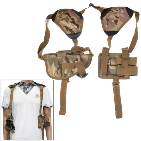 Buy Online  Practical & Convenient Camouflage Nylon Outdoor Military Axillary Holster Bags & Backpacks - MEGA Discount Online Store Ghana