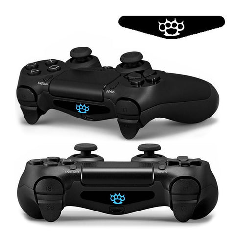 Buy Online  4 PCS Cool Light Bar Sticker Decal Sticker for PlayStation 4 Controller DualShock 4 Play Station 4 Accessories - MEGA Discount Online Store Ghana