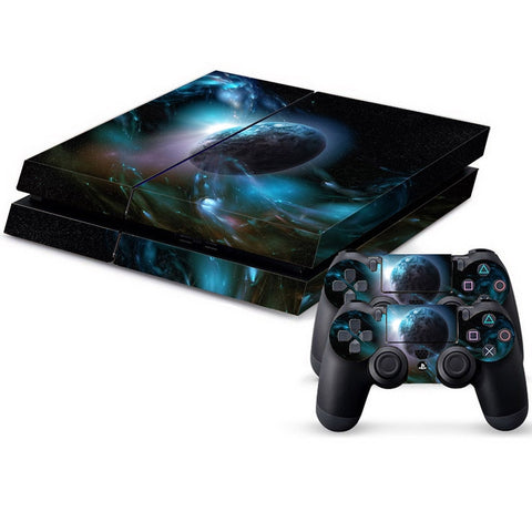 Buy Online  StarCraft Universe Pattern Protective Skin Sticker Cover Skin Sticker for PS4 Game Console Play Station 4 Accessories - MEGA Discount Online Store Ghana