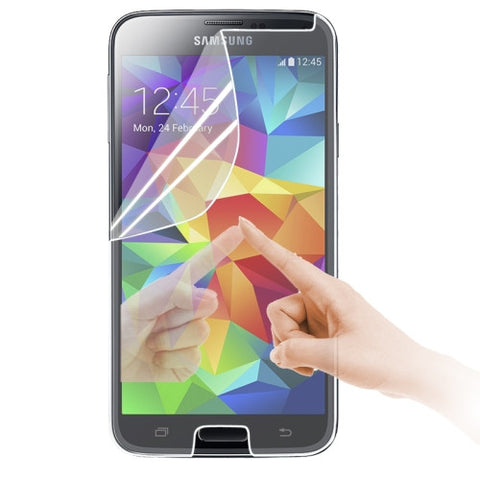 Buy Online  Super Guard Series Mirror LCD Screen Protector for Samsung Galaxy S V / S5 / G900 Screen Protectors - MEGA Discount Online Store Ghana