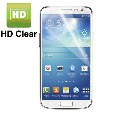 Buy Online  High Transparent LCD Screen Protector for Samsung Galaxy S4 / i9500, Japan Materials Screen Protectors - MEGA Discount Online Store Ghana