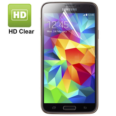 Buy Online  ENKAY Clear HD PET Screen Protector Protective Film Guard for Samsung Galaxy S5 / G900 Screen Protectors - MEGA Discount Online Store Ghana