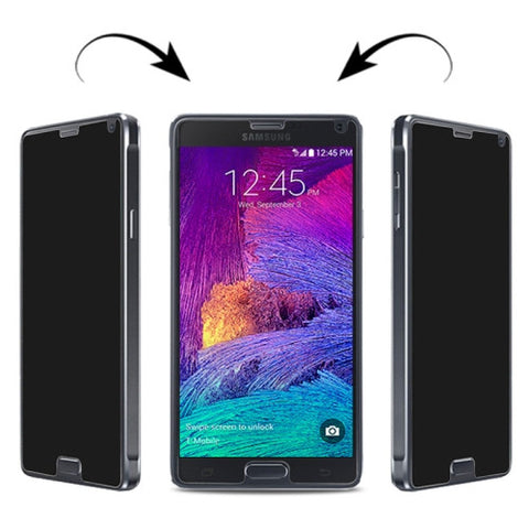 Buy Online  Explosion-proof Tempered Glass Anti-spy Privacy Film for Samsung Galaxy Note 4 Screen Protectors - MEGA Discount Online Store Ghana