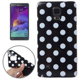 Buy Online  Black and White Dot Pattern TPU Cover for Samsung Galaxy Note 4 Samsung Cases - MEGA Discount Online Store Ghana