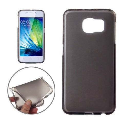 Translucent Frosted TPU Cover for Samsung Galaxy S6(Black) Samsung Cases - MEGA Discount Online Store Ghana