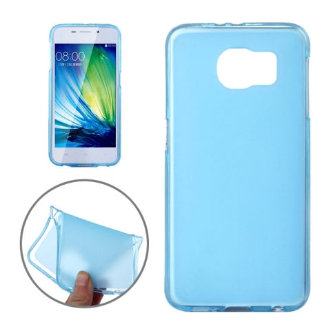 Translucent Frosted TPU Cover for Samsung Galaxy S6(Blue) Samsung Cases - MEGA Discount Online Store Ghana