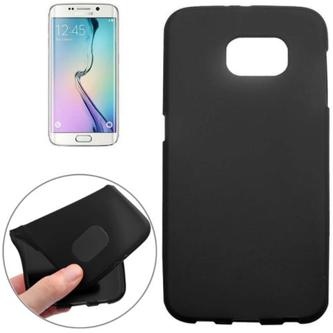 Double Sided Frosted TPU Cover for Samsung Galaxy S6(Black) Samsung Cases - MEGA Discount Online Store Ghana