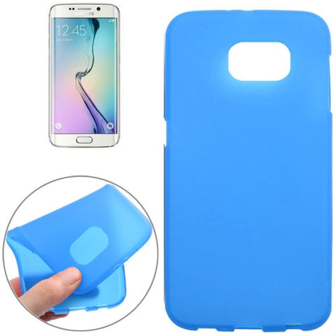 Double Sided Frosted TPU Cover for Samsung Galaxy S6(Blue) Samsung Cases - MEGA Discount Online Store Ghana