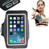 Buy Online  Universal PU Sports Armband Cover with Earphone Hole 4.5'' Universal Cases - MEGA Discount Online Store Ghana