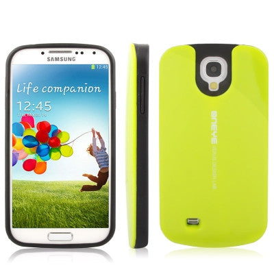 Buy Online  Creative & Unique Design Style Urethane. PC Material Anti-wrestling Protective Shell for Samsung Galaxy S IV / i9500(Green) Samsung Cases - MEGA Discount Online Store Ghana