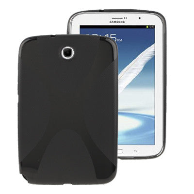 Buy Online  X Shape TPU Cover for Samsung Galaxy Note 8.0 (Black) Samsung Cases - MEGA Discount Online Store Ghana