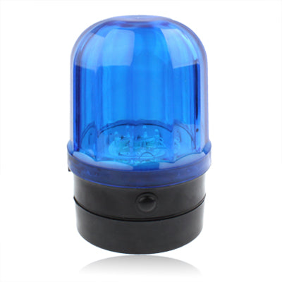 Buy Online  6-LED Flash Strobe Warning Light for Auto Car with Strong Magnetic Base (Blue + Black) Car Accessories - MEGA Discount Online Store Ghana