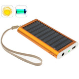 Buy Online  1350mAh Solar Charger for Mobile phone, Digital camera, PDA, MP3/MP4 Player (Orange) Power Banks & Solar - MEGA Discount Online Store Ghana