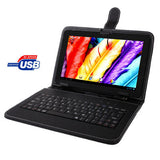 Buy Online  Leather Case with USB Keyboard for 9.0 inch Tablet PC (Used for S-WMC-0296W, S-WMC-0291W, S-WMC-0280W, S-WMC-0278W, S-WMC-0265W, S-WMC-0254W) Universal Cases - MEGA Discount Online Store Ghana