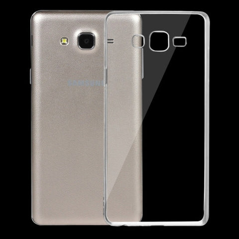 Buy Online  Samsung Galaxy On7 / G6000 0.75mm Ultra-thin Transparent TPU Protective Case(Transparent) Samsung Cases - MEGA Discount Online Store Ghana