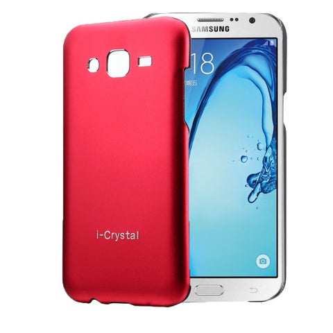 Heat Radiation Design Armor Metal + PC Protective Case for Samsung Galaxy On7 / G600(Red) Samsung Cases - MEGA Discount Online Store Ghana