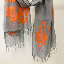 Load image into Gallery viewer, Nykaa Scarf Orange