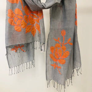 Nykaa Scarf Orange