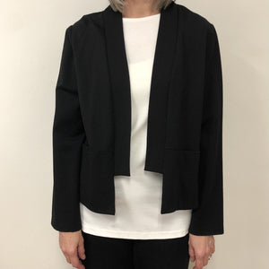 Alex Jacket Black Ponte