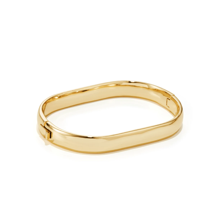 Stevie Bangle Gold