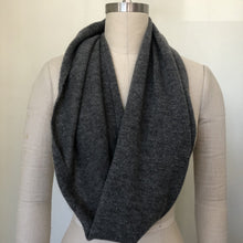 Load image into Gallery viewer, Cashmere Infinity Scarf