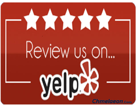 Yelp 5 Star Review Poster Business POP Point of Purchase Marketing Social Media