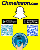 Copy of Social Media Smart Posters Stickers Table Toppers Decals QR & NFC Like Follow Check in Reviews