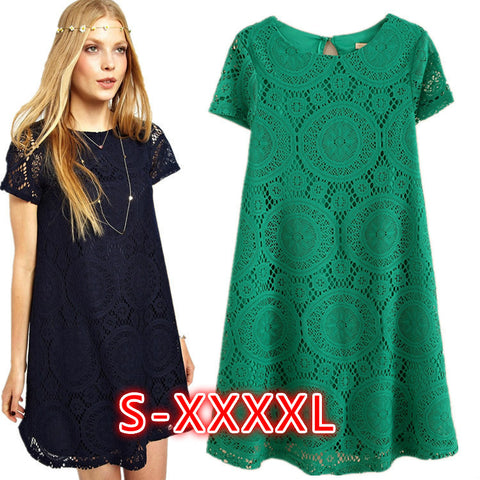 Best Sellers S-XXXXL 5 Colors Summer Pregnant Clothes Maternity Clothing /Dress Casual Knitted Lace Clothes For Pregnant Women