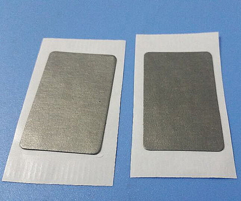 25pcs/lot NFC s50 anti-metal tag mobile payment tag  Mobile IC anti-metal tag nfc rfid label