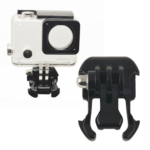 2pcs Quick Release Buckle Clip Basic Strap Mount for Gopro Hero 3+/3/2/1 Wholesale Drop Shipping