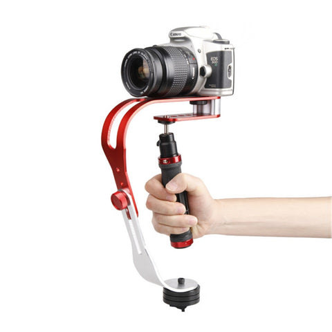 New HandHeld Aluminum Alloy Stabilizer For DSLR Camera Camcorder For Gopro Wholesale