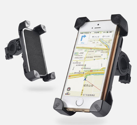 New Arrival Universal Motorcycle Bike Bicycle MTB Handlebar Mount Holder For Cell Phone GPS