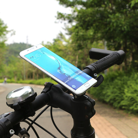 for all Smartphone Mobile Phone Mount Ride Holder Stands Bicycle Mountain Bike Holder Handlebar Clip Cycling GPS Bracket Support