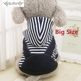 Big Dog Clothes for Golden Retriever Dogs Large Size Winter Dogs coat Hoodie Apparel Clothing for dogs Sportswear 3XL-7XL