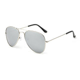 Men Women Hiking Eyewear Aviator Sunglasses Brand Designer Unisex Pilot Sun Glasses Coating Mirror Eyeglasses UV400 Glasses