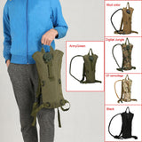 Durable Portable Outdoor Military Liner 3L Water Bladder Bag Backpack Tactical Camping Hiking Riding Hydration Packs