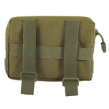 Airsoft Tactical 600D Molle Utility EDC/Accessory Drop Nylon Waterproof Magazine Pouch Outdoor Gear Bag