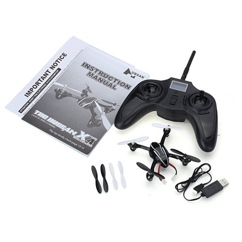 New Helicopter drones Upgraded Version Hubsan X4 H107L UFO 4CH 2.4Ghz Gyro RTF model 2