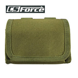 CS Force Molle Ammo Shells Bullet Case Military Magazine Pouch Paintball Portable Pouch Bags Hunting Accessory Ammo Bag $