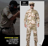 Military Tactical shirt + pants multicam uniforms cp camouflage uniform wholesale military army uniform for hunting war game cs