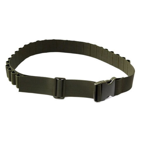 140*5CM Outdoor Airsoft Hunting Tactical 25 Shotgun Shell Bandolier Belt 12 Gauge Ammo Holder Military Shotgun Cartridge Belt